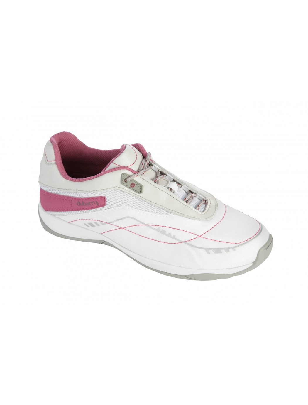 hurricane-deck-shoe-hot-pink-leather-dubarry-1