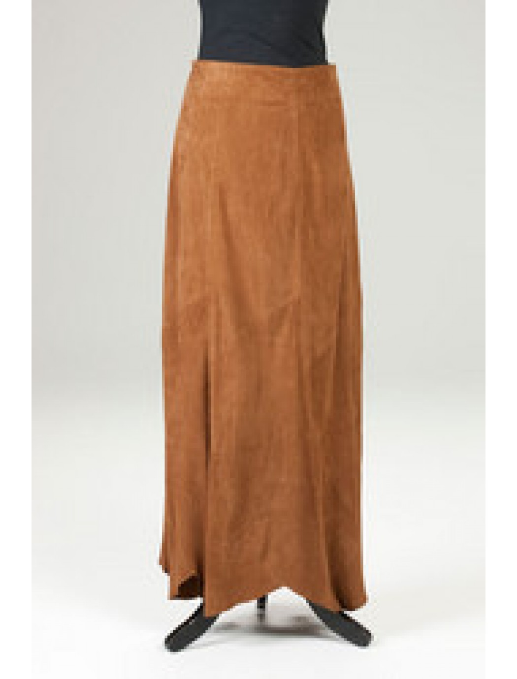 suede-skirt-tan