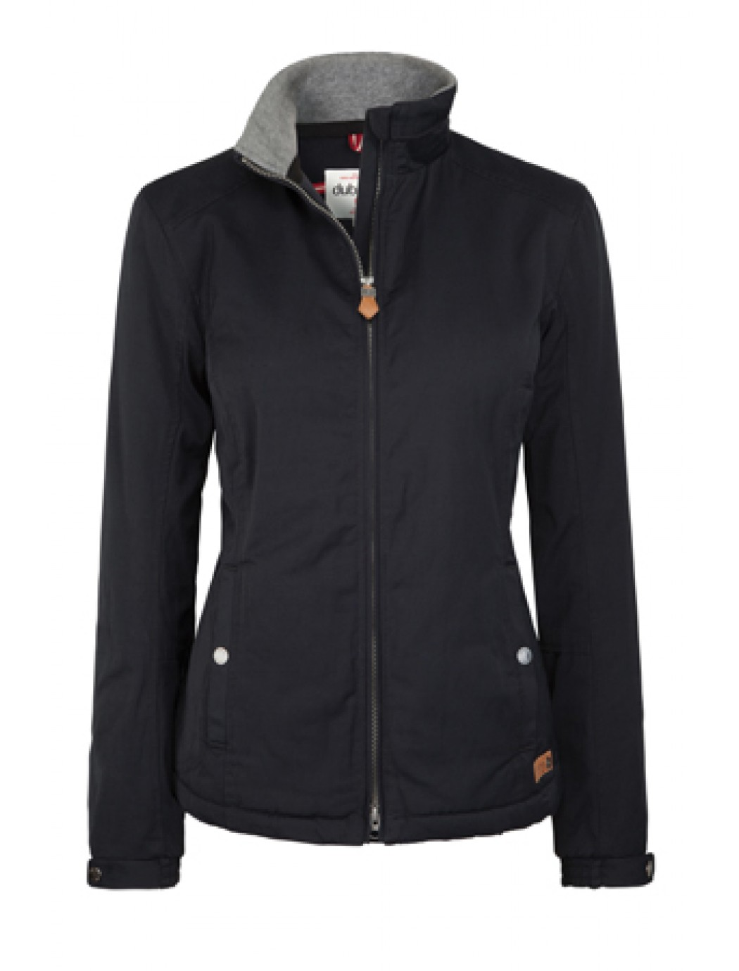carlingford-ladies-jacket-black-1 2